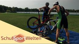 Embedded thumbnail for Triathlon im Schulsport #5 I Wechseltraining > Media