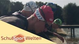 Embedded thumbnail for Triathlon im Schulsport #2 I Schwimmen > Media
