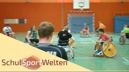 Embedded thumbnail for Behindertensport im Sportunterricht nutzen