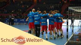 Embedded thumbnail for BFD im Spitzensport - Handball