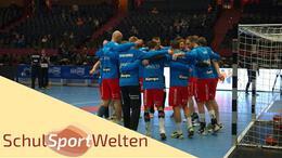 Embedded thumbnail for BFD im Spitzensport - Handball