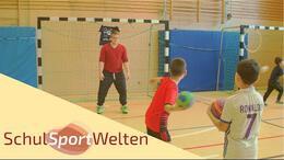 Embedded thumbnail for Grundschulaktionstag zum Handball