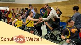Embedded thumbnail for Mit Handicap zum Leistungssport