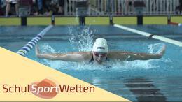 Embedded thumbnail for Von der Schulbank zu Olympia? I Schwimmen