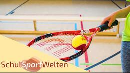 Embedded thumbnail for Tennis im Schulsport #1 I Grundausstattung und Material  > Media