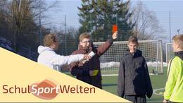 Embedded thumbnail for Schulfußball